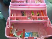 Fishing Tackle TACKLE BOX W TACKLE